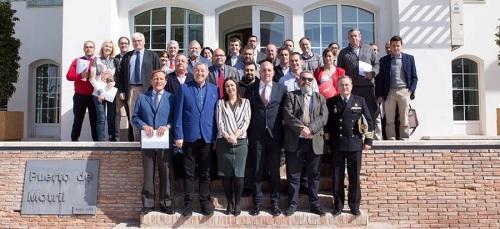 Convenio de colaboración entre el Clúster Marítimo de Andalucía y Motrilport