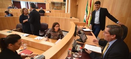 Diputación aprueba un presupuesto que prioriza las políticas sociales, el empleo y la calidad de los servicios públicos