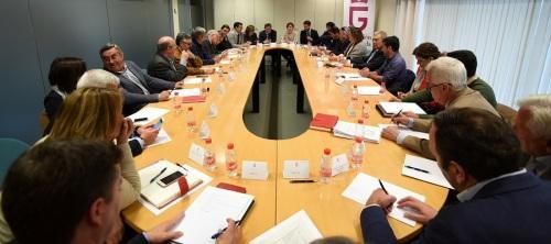 Diputación impulsa la Mesa por la Industrialización de la provincia para superar un 'déficit histórico'