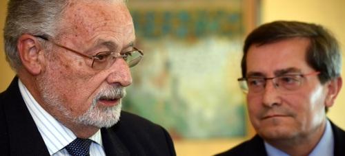 Diputación recibe el respaldo del Defensor del Pueblo para combatir la exclusión financiera en la provincia
