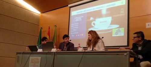 El Ayto. de Motril participa en los cursos sobre gestión sostenible de parques y jardines organizados por la Diputación