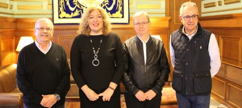 El Ayto. de Motril y la Agrupación de Hermandades y Cofradías de Semana Santa firman un acuerdo de colaboración