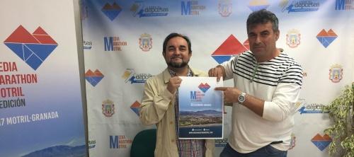 El área de Deportes presenta una nueva edición de la 'Media Marathon de Motril_, pasión por el running