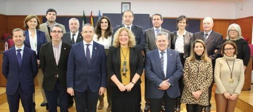 El Colegio de Gestores Administrativos de Granada, Jaén y Almería celebran su reunión anual en Motril