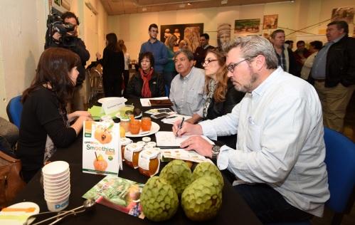 El mercado de EEUU se abre a la calidad de los productos de 'Sabor Granada'