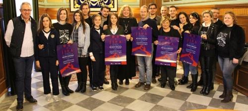 El musical Romeo y Julieta reunirá en el escenario del CDT a más de 30 jóvenes actores y actrices de Motril