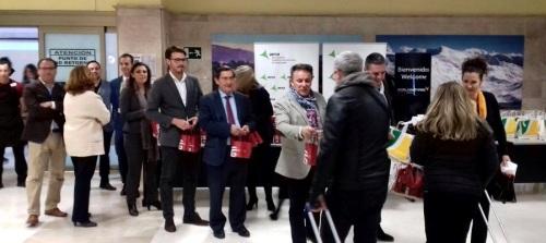 El Patronato de Turismo promocionará Granada en las ciudades de origen de vuelos internacionales