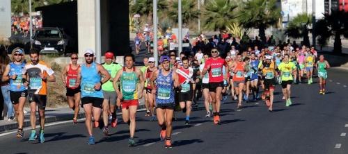 El Sexitano y el Minuto 93 en la XXVII Edición de la Media Maratón de Málaga