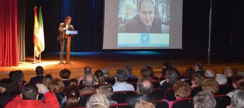 Encuentro de afiliados del PP de Granada con Juan García Montero en Monachil