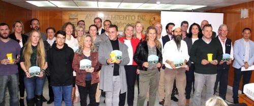 Entregados en Almuñécar los 'Premios Medio Ambiente 2017'