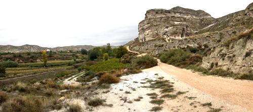 Este domingo senderismo por la comarca del Altiplano granadino