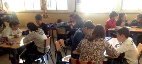 Estudiantes de centros educativos de la Costa participan en las Olimpiadas Matemáticas 'Thales 2017_