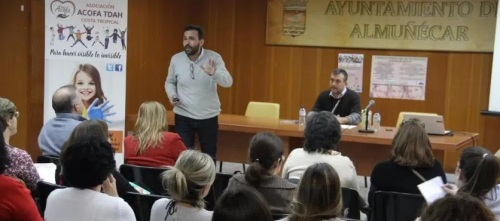 III Jornadas de Formación sobre TDAH para Profesionales en Almuñécar
