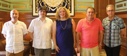 Juan Carlos Garvayo recibe este viernes el reconocimiento de Motril con la entrega de la Medalla de Oro