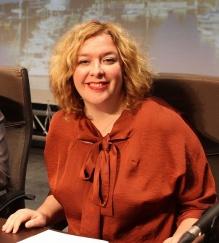 La alcaldesa de Motril, Flor Almón