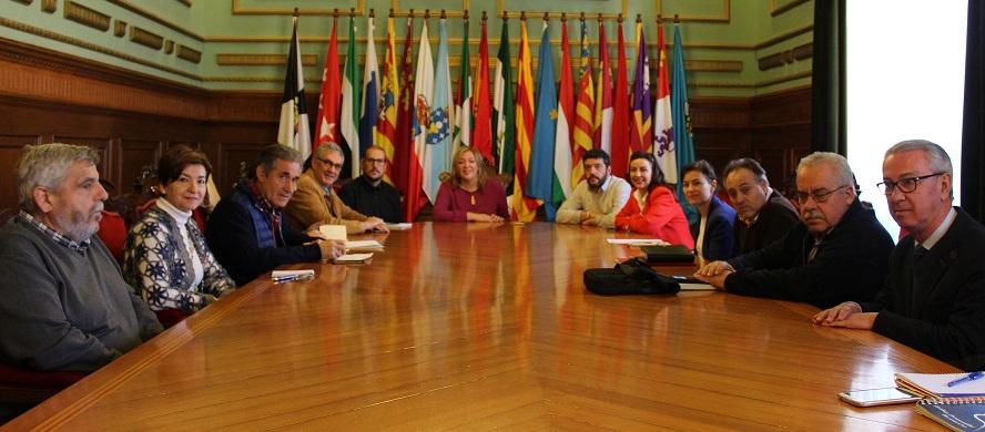 La alcaldesa reclama por carta una reunión urgente con Costas para dar solución a las playas motrileñas