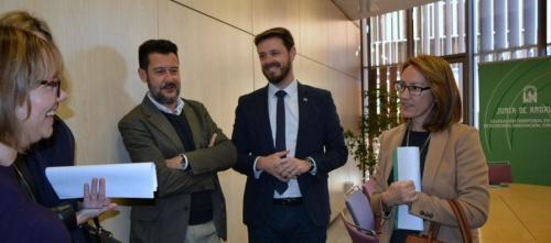 La Junta concede ayudas por 400.000 € para nuevas empresas en la provincia