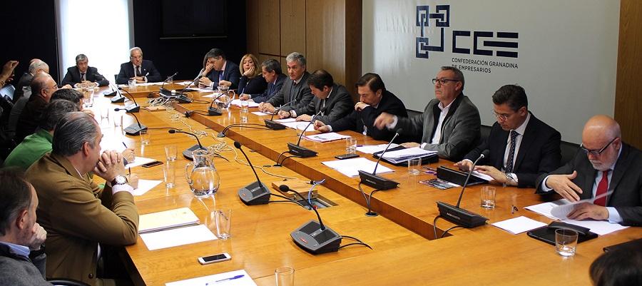 La plataforma por la defensa de la Línea Motril-Melilla