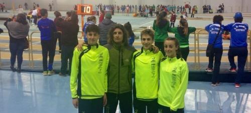 los-atletas-sexitanos-tuvieron-una-brillante-actuacion-en-el-campeonato-de-andalucia-cadete-de-pista-cubierta