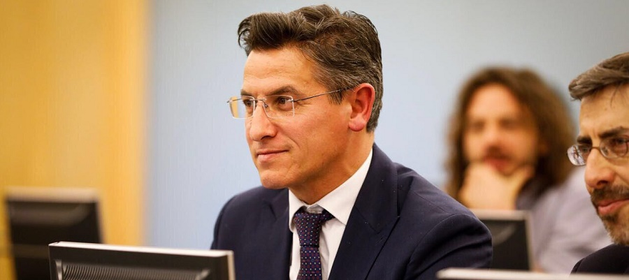 Luis Salvador, diputado nacional de Cs Granada