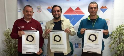 Maestros Internacionales de Aikido en un curso de tecnificación en Motril