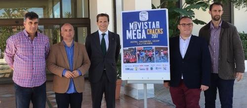 Motril recibe al Inter Movistar, el mejor equipo de fútbol sala del mundo, con la 'Gira Megacracks_