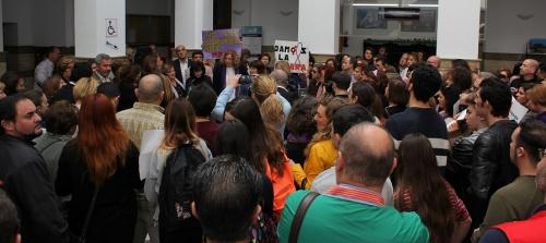 Motril se une al parón mundial por la igualdad entre mujeres y hombres