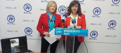 Para el PP Almón incumple sistemática y reiteradamente con Motril