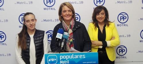 PP_ 'La apuesta del Gobierno Central por la línea marítima Motril-Melilla es clara y firme'