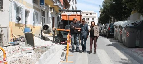 Salobreña eliminará más de medio centenar de barreras arquitectónicas