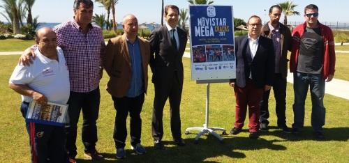 Salobreña será sede de la gira Movistar Megacracks 2017