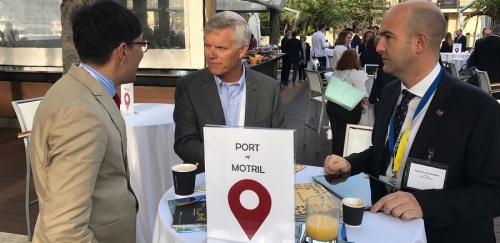 Seatrade Global 2017_Granada como destino de cruceros en una de las mayores ferias del sector