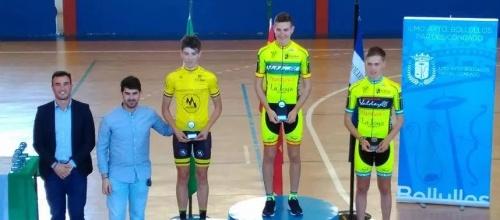 Seis podios para ciclistas sexitano en el 'Trofeo Federación Andaluza'