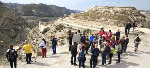 Senderistas sexitanos recorrieron el Altiplano de Granada.png