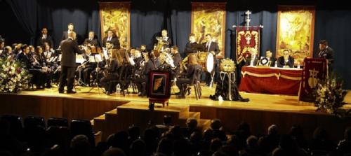 Sentido pregón de Enrique Trujillo Jiménez en La Herradura