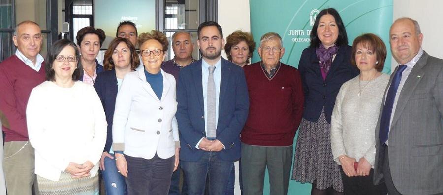 Alpujarra y Valle de Lecrín presentan sus fortalezas ante la Comisión Europea