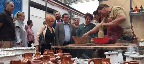Arranca la XXII Feria Hecho en La Alpujarra
