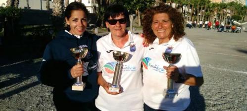 Éxito de Almuñécar en el Campeonato Provincial de Petanca tripletas.png