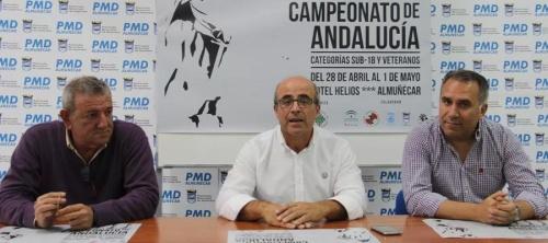 Campeonato de Andalucía de Ajedrez Juvenil y Veteranos 2017