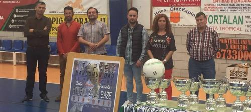 Clausurado con la entrega de trofeos el I Torneo Mancomunidad Fútbol Sala Base