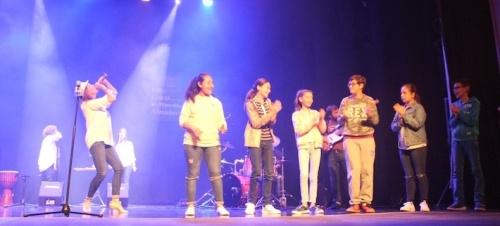 Concierto didáctico en la Casa de la Cultura sexitana con 'Música Maestro'