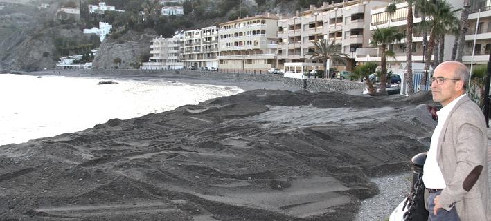 Costas trabaja para que las playas sexitanas estén listas para Semana Santa