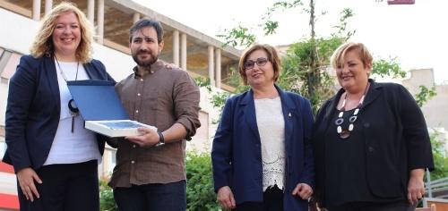 Da comienzo la XXXVI edición de la Feria del Libro con el pregón del poeta motrileño Juan José Castro Martín