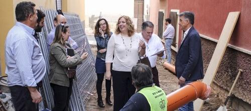 El Ayuntamiento acomete las obras de remodelación de la calle San Ricardo