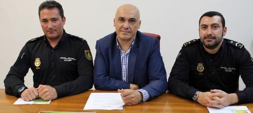 El 'Plan Mayor Seguridad_ forma a los mayores motrileños para prevenir robos y timos