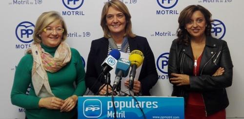 El PP de Motril pide al pleno la construcción del proyecto inicial de cuatro carriles de la Ronda Sur