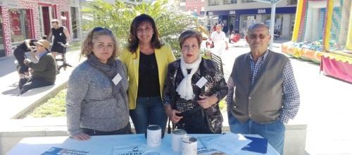 El PP de Motril se suma al Día Mundial del Parkinson, este año bajo el lema 'Empeñados por el Parkinson'