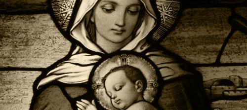 Exposición de devociones particulares 'María, Madre de la Iglesia'