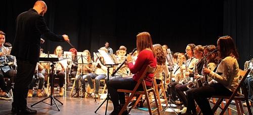 II Audición de Alumnos de la Banda Juvenil de la EMM de Salobreña