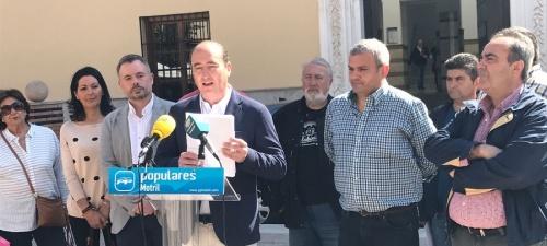 Juan García Montero expresa su compromiso con la Costa Tropical